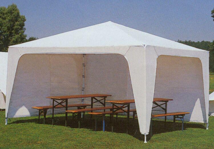 Pavillon Zelt Geschlossen : Scholl zelte partyzelte pavillons